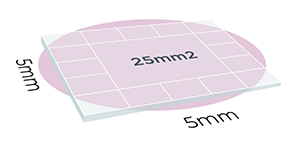Graphic of Slide Surface Area